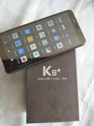 Título do anúncio: LG K8+ 16GB BEM CONSERVADO