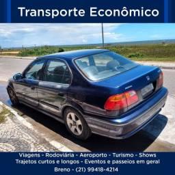 Transporte econômico.