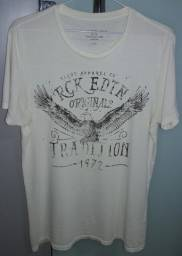 Camisa T-shirt Manga Curta - Marca: Ellus