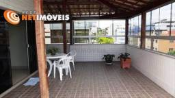 Apartamento à venda com 4 dormitórios em Castelo, Belo horizonte cod:518115