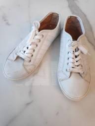 tênis branco sua cia 36