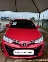 Toyota/yaris xs 1.5 at flex