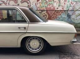 VENDIDA | Mercedes w114 250 1972 Stroke Eight |