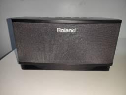 Amplificador Roland Cube Lite 10W (estudo e aulas)