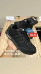 Adidas New Black