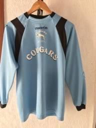 Blusa de goleiro comprada na Inglaterra time da Inglaterra