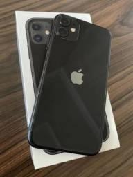 iPhone 11 64 NA GARANTIA 1 mês de uso