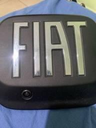 Título do anúncio: Maçanete com câmera de ré da Fiat Toro