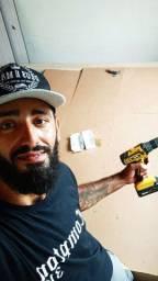 Montador de móveis marido de aluguel