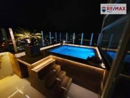 Título do anúncio: Cobertura com 3 dormitórios à venda, 214 m² por R$ 1.150.000,00 - Rosário - Conselheiro La
