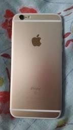 iPhone 6s 32gb em perfeito estado pegado tudo vendo ou troco em outro celular