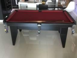 mesa de sinuca residencial 7ball Montevideu
