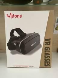 Óculos de realidade virtual mitone NOVO