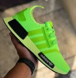 Título do anúncio: Tenis (Leia a Descrição) Tênis Adidas nmd Colors Novo