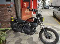 Título do anúncio: VIRAGO 250cc ano 1997 (única)