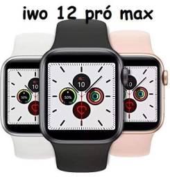 Smartwatch iwo 12 pró max série 6