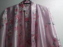Título do anúncio: Kimono Tradicional Japonês - Fantasia/Cosplay