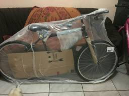 Bicileta nova na caixa 600$