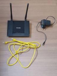 Roteador TP-LINK TL-wr841hp / 300 Mbps / 2 antenas