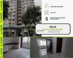 Título do anúncio: Sala à venda, 25m² - Santa Efigênia - Belo Horizonte/MG