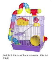 Vende-se gaiola Super Premium Hamster