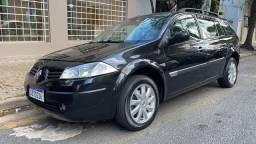 Renault Megane flex 2011 novíssimo aceito troca !!!!