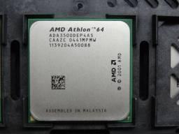 Amd Athlon 64 3500+ 2.2ghz (ada3500dep4as) Cpu