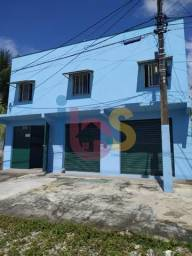 Título do anúncio: Casa 2/4 com ponto comercial na barra do Itaípe