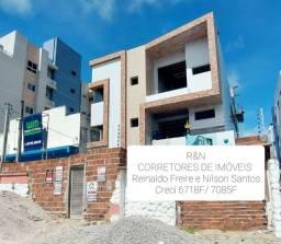 Apartamento nos Bancários, 52m2, 2 Quartos