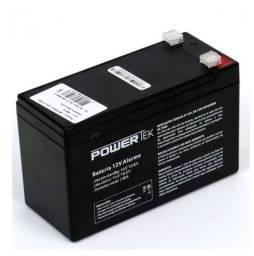 Bateria 12v 4.5amp Para Cerca Elétrica - Powertek
