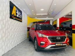 Hyundai creta prestige 2.0 aut top de linha mod 2017 unico dono garantia de fabrica