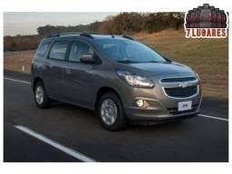 Chevrolet Spin 2018 1.8 ltz 8v flex 4p automático