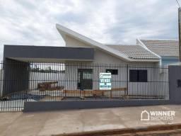 Casa com 2 dormitórios à venda, 69 m² por R$ 190.000 - Jardim Santa Rosa - Mandaguaçu/PR