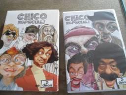 Chico Anysio Especial - dvd duplo