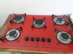 Fogão elétrico D&D metal novo