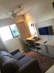 Stúdo  Alto-padrão mobiliado e decorado em boa viagem!