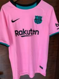 Título do anúncio: Camisa de time / Barcelona 2021