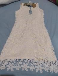 Título do anúncio: Vestido guipir Botswana