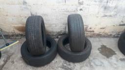 Título do anúncio: Jogo de pneus aro 18