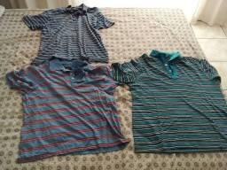 Título do anúncio: Camisas masculinas