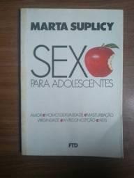 Livro: Marta Suplicy - Sexo para Adolescêntes