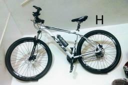 Bike com FREIO HIDRÁULICO