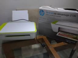 Impressora Deskjet Link Advantage 2136