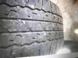 4 Pneus Bridgestone 265/65R17