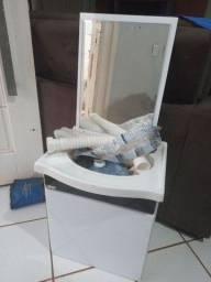 Título do anúncio: Jogo de banheiro (balcão com pia e espelho)