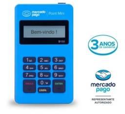 Título do anúncio: Máquina de cartão - Point Mini Do Mercado Pago + Brinde Qr