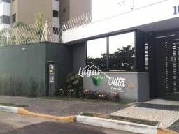 Apartamento com 2 dormitórios para alugar, 67 m² por R$ 1.650,00/mês - Fragata - Marília/S