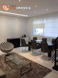 Título do anúncio: Apartamento à venda com 4 dormitórios em São lucas, Belo horizonte cod:440354
