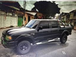 Título do anúncio: Vendo Ranger 2008 completa gasolina
