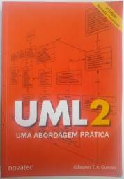 Título do anúncio: Livro UML 2 Novatec Guedes 3ª Edição Revisada e Atualizada 494P